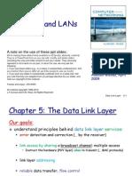 Chapter5(Link) ECE358Slides