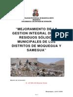 Proyecto Residuos Solidos Con Matriz Leopold