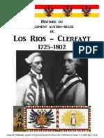 Regiment Austro-belge Los Rios Clerfayt
