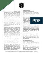 Guantanamo Fact Sheet