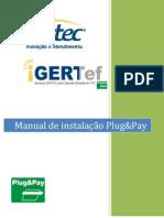 Manual de Instalaчуo Plug&Pay - Completo