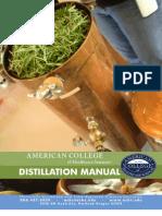 ACHS Distillation Manua 2012