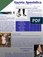 Gazeta Apostólica - Edição nr. 5