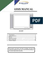 Manual de Servicio K-tv21slim