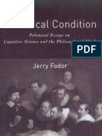 Fodor, J., In Critical Condition 1998