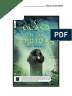 El Ocaso de Los Druidas - Luis Melero