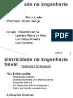 Eletricidade Na Engenharia Naval