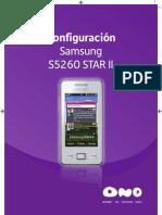 Guia Samsung S5260 STAR II
