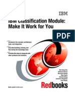 INF_IBM Classification Module