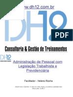 Administração de Pessoal com Legislação Trabalhista e Previdenciária2[1]