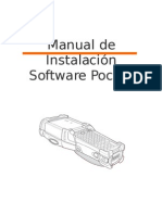 Manual de Instalacion Del Software de Rondas en Pocket PC