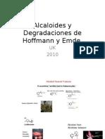La eliminación de Hofmann