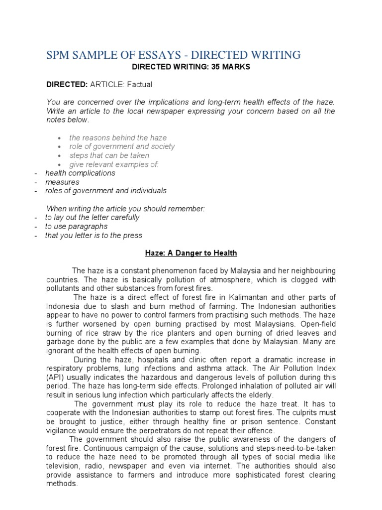 english essays examples pmr  mistyhamel english essay pmr safety measures in school
