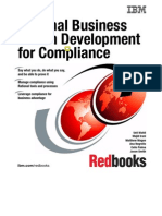 Rational Business Driven Development for Compliance