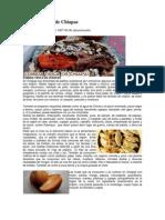 Comida Típica de Chiapas