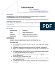 Shafeeque CV Dt