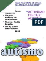 Actividad Fisica y Autismo