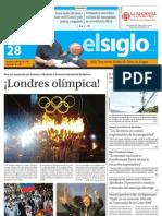 Edicion La Victoria Sabado 28-07-2012