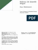 F. Hinkelammert _ Dialectica Del Desarrollo