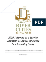 2009 SaaS Benchmarking Report