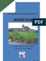 Peace Corps Armenia Welcome Book  |  April 2012