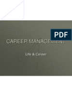 Career Management Icmhrd
