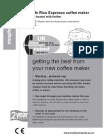 Coffee Maker Cafe Rico1