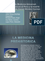 Historia de La Medicina Universal,