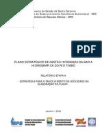 Relatório Plano Estratégico Bacia Timbó - Etapa A (1)
