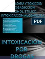 Intoxicaciones Por Drogas y Alcohol Final