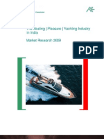 Boating - Pleasure Boating - Yachting Industry - Final Report - Ace Global[1]