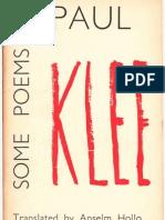 Paul Klee Pedagogical Sketchbook Pdf