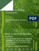 Demo Binary