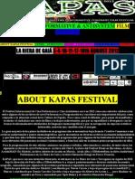 Programa Kapas 2012
