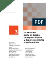 La exclusión social en España