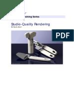 StudioQualityRendering Sampel Doc