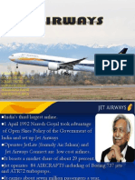Latest Jet Airways Ppt(1)