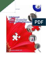 AAC Flash Encoder Plug-In