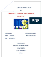Marwadi shares & finance ltd