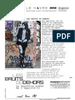 Arts Le Havre 2012
