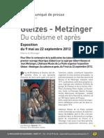 Gleizes Metzinger