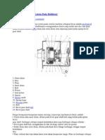 Mekanisme Steering System Pada Bulldozer