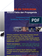 Jihad Dan Terorisme