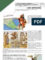 LOS AZTECAS