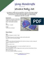 Basketweave Set