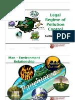 Pollution Control EnvironmentalLaw