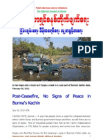 Kachin KIA and Myanmar Army 2012 No. 008
