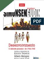 Simonsen e Gudin - Desenvolvimento (IPEA)