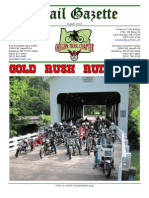 Trail Gazette - August 2012