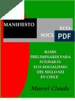 manifiesto eco socialista marcel-claude